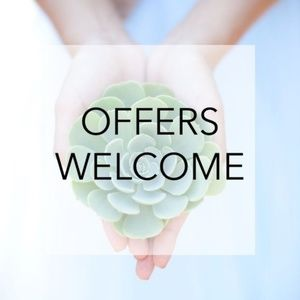 I Accept Offers!